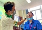 Hơn 60 sinh viên y khoa xung phong hỗ trợ phòng chống COVID-19