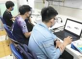 Lần đầu tiên sinh viên thi học kỳ trực tuyến