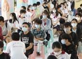95,26% thí sinh ở TP.HCM đã lấy mẫu xét nghiệm COVID-19