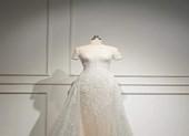 Lộ diện chiếc đầm đêm chung kết của hoa hậu Tiểu Vy