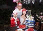Thanh Thúy bí mật tổ chức sinh nhật cho Đức Thịnh