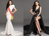 Á hậu Thúy An đại diện Việt Nam thi Miss Intercontinental