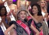 Việt Nam có thêm chiếc vương miện sắc đẹp quốc tế