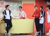 Trường Giang mang style thể thao lên sân khấu ẩm thực