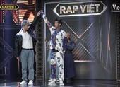 Dế Choắt giành chiến thắng ngoạn mục vào chung kết Rap Việt