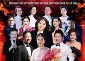 Đêm nhạc 'Hướng về Hà Tĩnh' sau những vụ cháy rừng