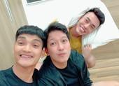 Lê Dương Bảo Lâm cùng vợ chồng Trường Giang hỗ trợ miền Trung