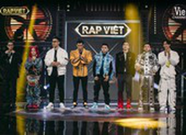 8 thí sinh Rap Việt dồn sức về đích tại chặng cuối