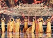 5 Hoa hậu trình diễn áo dài trong đêm chung kết HHVN 2020