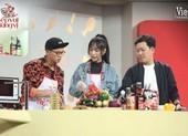Trọng Hiếu kết hợp đẹp đôi cùng Lynk Lee nấu ăn trong gameshow