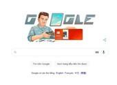 Google Doodle hôm nay vinh danh David Warren