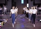 Hoa hậu Việt Nam tổng duyệt trước đêm Người đẹp Thời trang