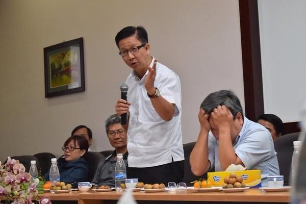 Ông Phạm Đức Hải, Phó chủ tịch HĐND TP