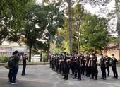 100 bảo vệ chuẩn bị cho lễ tang nghệ sĩ Chí Tài
