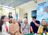 Lý Hùng khóc nghẹn trong lễ khánh thành viện dưỡng lão nghệ sĩ