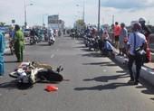 Công an tìm nhân chứng vụ tai nạn tại quận 4