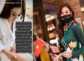 Vì sao Hoa hậu Khánh Vân không đi cùng ê-kíp hùng hậu?