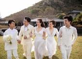 Hoa hậu Thu Hoài kết hôn sau 7 năm hẹn hò