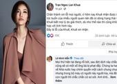 Hoa khôi Lan Khuê bị chỉ trích gay gắt vì phát ngôn chống dịch