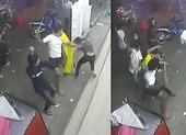 Bình Thạnh: Truy sát ở quán trà sữa, 3 người bị thương