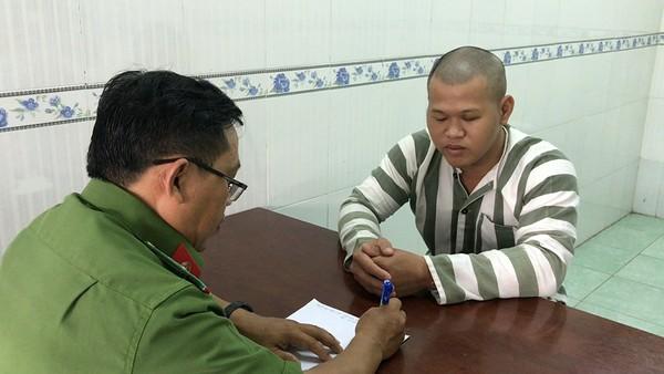 Cho vay nặng lãi đánh đập con nợ ở Bình Tân.