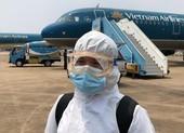 Đưa 180 công dân Việt Nam từ châu Âu về nước