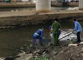Thi thể thanh niên trẻ tuổi trôi trên sông Sài Gòn