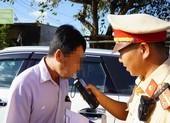 Tây Nguyên: Hàng trăm người bị phạt, tạm giữ xe vì nồng độ cồn