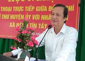 Nguyên bí thư huyện ủy ở Quảng Ngãi dính sai phạm