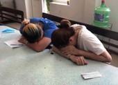 4 cô gái thuê căn hộ để 'đập đá' ở Đà Nẵng