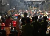 Gần 60 dân chơi phê ma túy trong quán bar ở Bình Tân