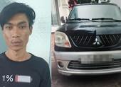 Đang sửa chiếc ô tô vừa trộm ở Bình Tân thì công an tới