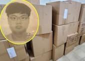 Thu gom khẩu trang tuồn ra nước ngoài, 1 thanh niên bị bắt