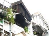 Cháy lớn ở Chung cư Vườn Lài, cả trăm cư dân hoảng loạn