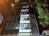 4 người tử vong trong vụ sập giàn giáo ở Hà Nội