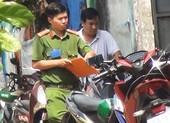 Truy bắt 2 thanh niên truy sát đến tận phòng trọ ở Bình Tân
