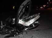 Bình Dương: Hai xe đấu đầu khiến 2 người tử vong