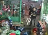 Côn đồ cầm hung khí truy sát người đàn ông ở Bình Tân