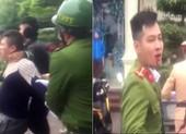 Thanh niên dương tính ma túy, tấn công cảnh sát ở Hải Phòng