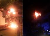 6 người bị mắc kẹt, hô hoán trong căn nhà cháy ở quận 11
