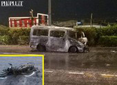 Nguyên nhân bất ngờ vụ cháy ô tô, xe máy gần cầu Tân Thới Hiệp
