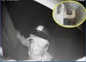 Kẻ trộm chỉnh camera rồi đột nhập lấy tài sản