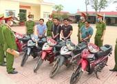 Video: Triệt phá các nhóm chuyên trộm cắp xe máy liên tỉnh