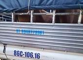 Bắt hai thanh niên dùng xe tải đi trộm bò ở Bình Thuận