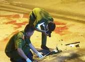 Bình Chánh: Chủ quán cà phê chòi bị sát hại, phóng hỏa đốt xác
