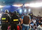 Tạm giam 43 người vụ sới gà khủng đường Võ Văn Kiệt