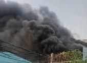 Phòng Cảnh sát PCCC báo cáo về vụ cháy nghiêm trọng ở quận 11