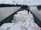 Công an bắt giữ 100 tấn đường lậu đang trên đường vào Việt Nam