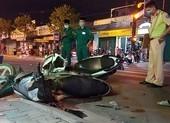 Bình Tân: Nghi 2 nhóm đuổi chém nhau tông chết người đi đường