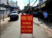 TP.HCM: Dân sống gần chợ tự phát an tâm không sợ lây nhiễm COVID-19.